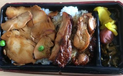 鳥めし弁当の写真